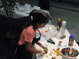 Ochoa Wins Delhi Future Chef Competition Division